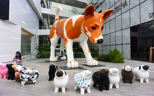 EmQuartier-art-dogs