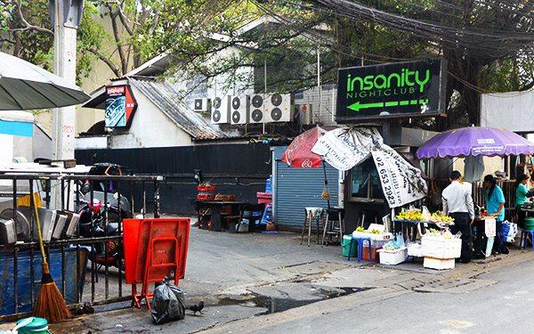 sukhumvit soi 12 insanity nightclub