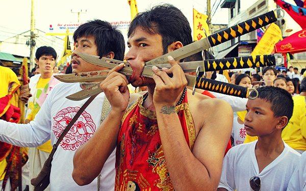 best thailand festivals